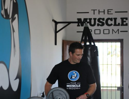 The Muscle Room – Now open for business!