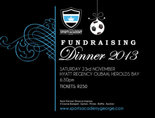 Year End Fundraising Dinner