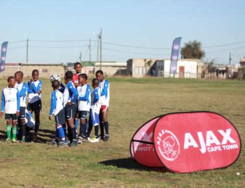 Ajax Cape Town visit S.A.G