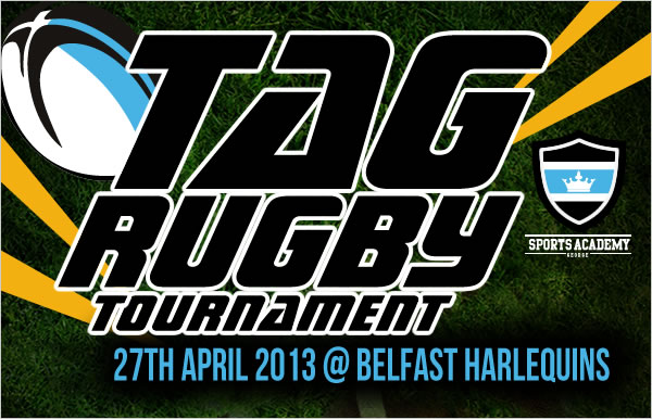 Tag Rugby NI Fundraiser