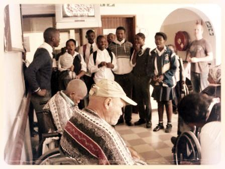 Rosemoor Old Age Home Outreach