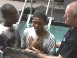 Baptisms 2014