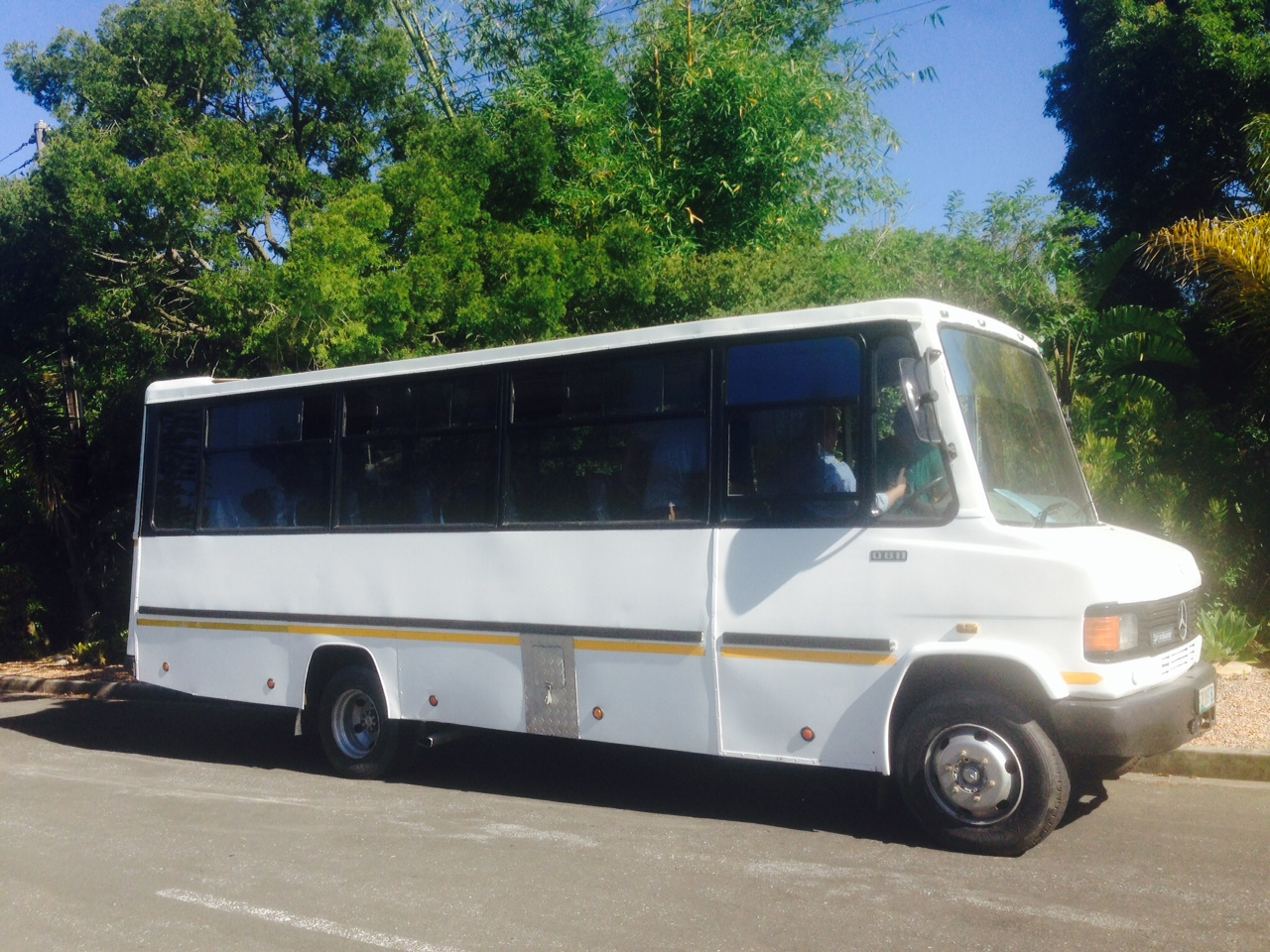 New bus for Sports Academy